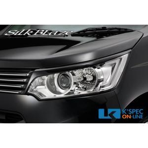 SilkBlaze Lynx アイライン【純正色塗装済み】ワゴンRスティングレー/MH34_[MH34ST-EY-c]|kspec