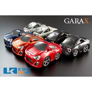 GARAX ギャラクス モデルック TOYOTA 86_[ML-AL2LG-]|kspec