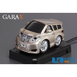 [販売終了]GARAX ギャラクス モデルック【20系アルファード前期/GXグレード】_[ML-AL2G-]|kspec