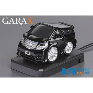 [販売終了]GARAX ギャラクス モデルック【20系アルファード前期/Sグレード】ブラック_[ML-AL2S-]|kspec