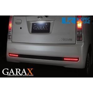 【175/185 ムーヴカスタム】GARAX LEDリフレクター_[MV17-REF]|kspec
