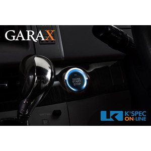 GARAX プッシュスターターイリュージョンスキャナー [Aタイプ] 30系プリウス_[PSI-T-A-30prius]|kspec