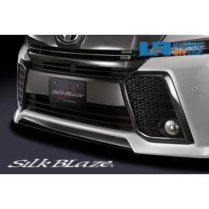 トヨタ【30系ヴェルファイア 前期】SilkBlaze フォグランプガーニッシュトリム【WETカーボン】_[SB-30VE-FGT-C]|kspec