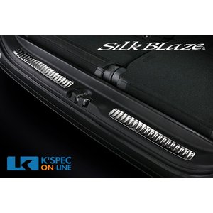 SilkBlaze ステンレスラゲージスカッフプレート RPステップワゴン 3P_[SB-SLSP-RPSW-3P]|kspec