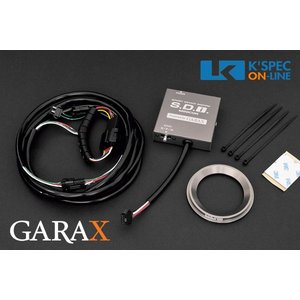 GARAX S.D.i ミニコン 車種専用セット 50系エスティマ 3.5L_[SDI-ES5-B]|kspec