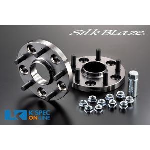 SilkBlaze【30系アルファード/ヴェルファイア 前期】ハブ付スペーサー(F/R共用) P.C.D.114.3-5H-16mm(P1.5)_[SPC-30AL-F-R16]|kspec