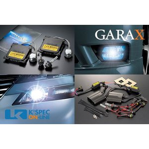 GARAX チューニングHID同色セット [D4型/Aタイプ] [HB4規格]_[T-A-HB4-] kspec