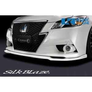 トヨタ【210系クラウン アスリート】SilkBlaze Cronus フロントスポイラー Type-S【未塗装】|kspec