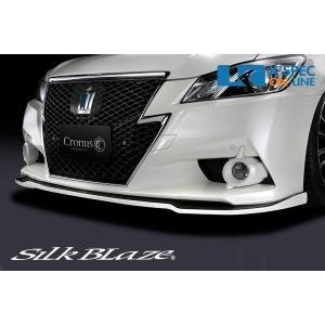 トヨタ【210系クラウン アスリート】SilkBlaze Cronus フロントスポイラー Type-S【ツートン塗装】|kspec