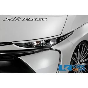 トヨタ【50系エスティマ 4型】SilkBlaze アイライン[未塗装]_[TSR50ES-EY]|kspec