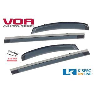 VOA ドアバイザー 30系アルファード/ヴェルファイア|kspec