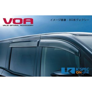 VOA ドアバイザー ルーミー・タンク/ジャスティ/トール_[V-T252]|kspec