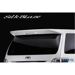 SilkBlaze リアウィング【未塗装】20系ヴェルファイア Z/V/X_[AE-T-005] kspec