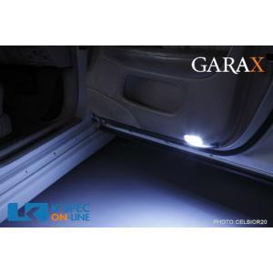 【トヨタ車汎用】ギャラクス GARAX LEDカーテシランプ タイプB|kspec
