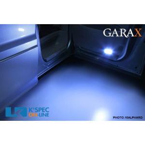 【トヨタ車汎用】ギャラクス GARAX LEDカーテシランプ タイプC|kspec