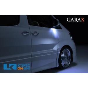 【10系アルファード後期】GARAX LEDウェルカムライト_[AL1L-WEL-]|kspec