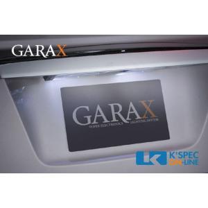 【C25セレナ】ギャラクス GARAX LEDナンバーランプ kspec