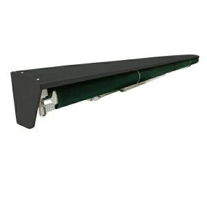 オーニングテント/カバー 2m/黒 後付可能 日焼け防止/日よけカバー □_71076|ksplanning