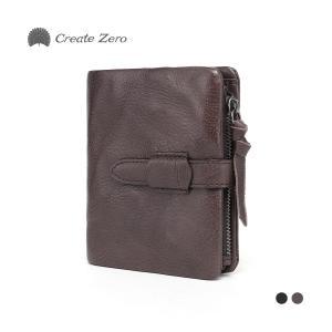 財布 二つ折り メンズ 牛本革 レザー 小銭 コイン お札 カード 多機能 選べる2色 オシャレ カッコいい あすつく対応 @82245|ksplanning