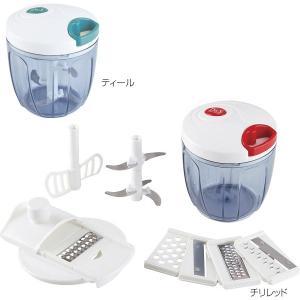 調理器具セット D&S マルチ・フードカッター おろし器 ミキサー|kss-s