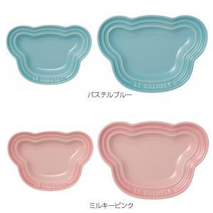 深さのあるプレートなので、離乳食の器としても便利です。スプーンですくいやすいシェイプが特徴です。●1...