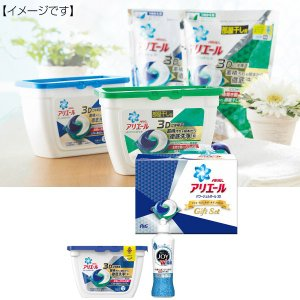 P&G アリエール ジェルボール セット洗濯洗剤 詰め替え 液体|kss-s