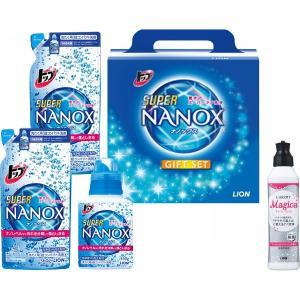 洗濯用洗剤ライオン トップナノックスギフトセット液体 贈り物に最適|kss-s