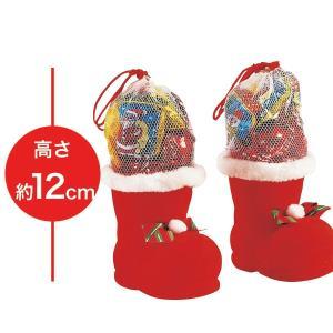 クリスマスキュートブーツ お菓子ブーツ キャンディ/154550|kss-s
