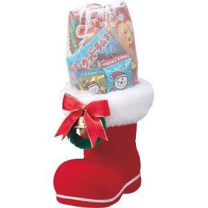 クリスマス イベントグッズクリスマス ブーツ 中 お菓子入お菓子|kss-s