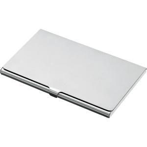 燕熟の技 ステンレスカードケース カードケース|kss-s