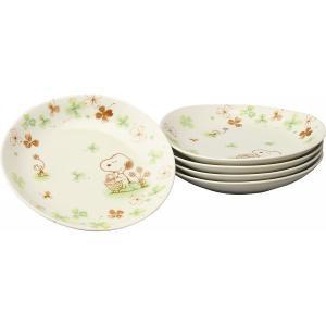 皿スヌーピー クローバー パン皿5枚セット食器 キッチン用品
