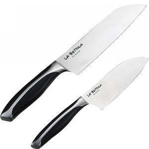 包丁 ステンレスナイフ2本セット ラ・ベットラ 落合 務調理器具 キッチン用品|kss-s