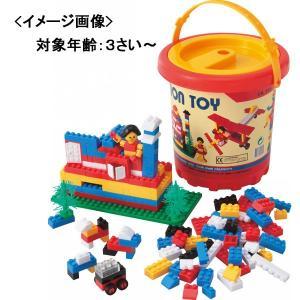 知育玩具フレンドリーブロック バケットおもちゃ ベビー キッズ|kss-s