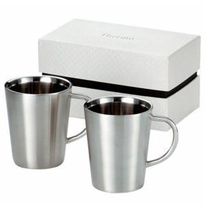 ペア グラス サーモ 二重 マグカップ ペア プレゼント|kss-s