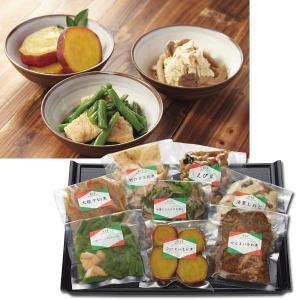 京都・桂茶屋 京のおばんざい惣菜 煮物 お浸し|kss-s