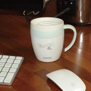 オフィスマグ ステンレス マグカップ 名入れ 真空断熱 保温&保冷 スライド蓋 ドリッパー プレゼント 280ml|kss-s|02