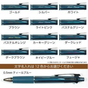ジェットストリーム 名入れ無料 送料無料 三菱鉛筆 4&1 多機能ペン 限定 新発売 ボールペン シャープペン 記念品 プレゼント 卒業 入学 就職 kss-s 21