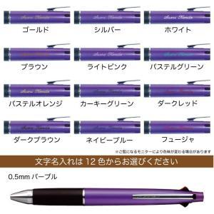 ジェットストリーム 名入れ無料 送料無料 三菱鉛筆 4&1 多機能ペン 限定 新発売 ボールペン シャープペン 記念品 プレゼント 卒業 入学 就職 kss-s 08