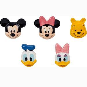 結婚祝い ディズニー キャラクター箸置き 5個セット ギフト かわいい 誕生日 パーティ|kss-s