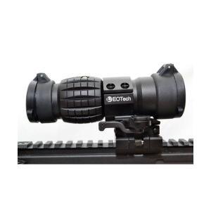 EoTech タイプ 3倍 Magnifire 倍率ブースター レプリカ マグニファイヤー ブラック|kstacticalshop