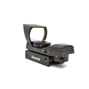 Aimpoint JH406タイプ M200 オープンドットサイト ダットサイト マルチレティクル BK|kstacticalshop