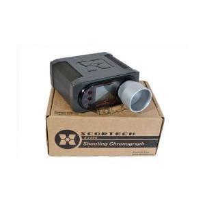 XCORTECH X3200 クロノグラフ BB弾 弾速計 ジュール測定 初速測定器|kstacticalshop