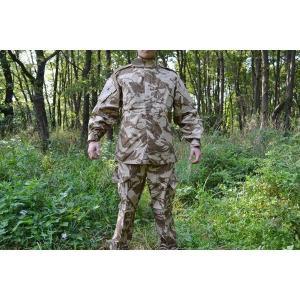 イギリス軍 ライトウェイト DPMデザートカモ ブラッシュパターン 上下セット 迷彩服 戦闘服|kstacticalshop