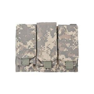 3連 トリプル マガジンポーチ マグポーチ 迷彩 UCPパターン|kstacticalshop