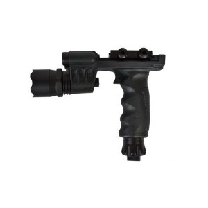 Optronics Precision M910 タイプ フォアグリップ タクティカルグリップ ライト付 黒 kstacticalshop
