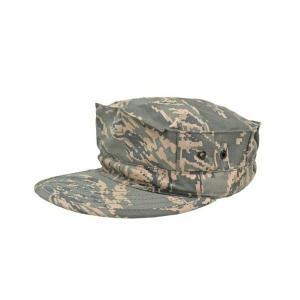 ABU 迷彩 迷彩柄 USAF ミリタリーキャップ 八角帽 米空軍 US AIR FORCE 採用 迷彩柄|kstacticalshop