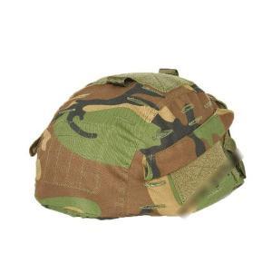 EMERSON製 MICH2002 ミッチ ヘルメット用 第2世代 メットカバー ヘルメットカバー ウッドランド アメリカ陸軍 M81迷彩|kstacticalshop