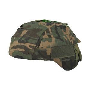 EMERSON製 MICH2000 ミッチ ヘルメット用 第2世代 メットカバー ヘルメットカバー ウッドランド アメリカ陸軍 M81迷彩|kstacticalshop