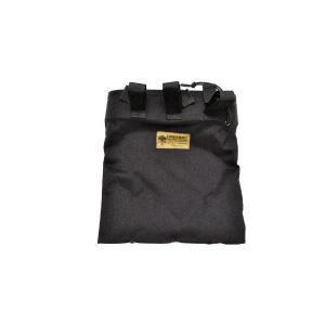 EMERSON製 ダンプポーチ 収納袋 使用済みマガジンポーチ 回収袋 ブラック 黒色|kstacticalshop