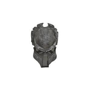 エイリアンマスク 防護ゴーグル フルフェイスマスク フェイスガード ブラック 黒|kstacticalshop